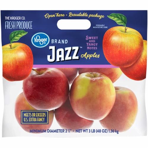 Kroger® Jazz Apples Bag Perspective: front