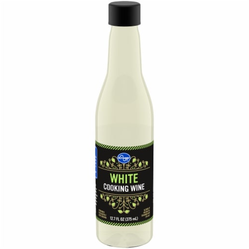 Kroger® White Cooking Wine Perspective: front