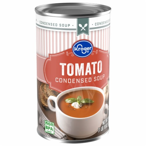 Kroger® Tomato Condensed Soup Perspective: front