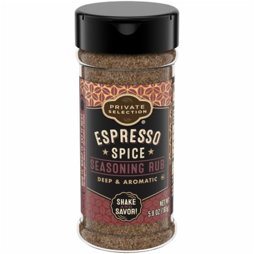 Private Selection® Espresso Spice Seasoning Rub Perspective: front