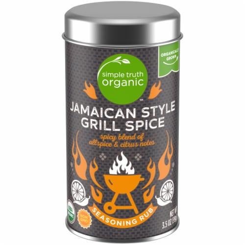 Simple Truth Organic™ Jamaican Style Grill Spice Seasoning Rub Perspective: front