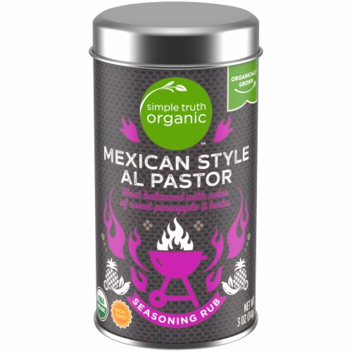 Simple Truth Organic™ Mexican Style Al Pastor Seasoning Rub Perspective: front