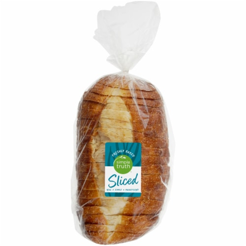 Simple Truth™ Sliced Bread Perspective: front