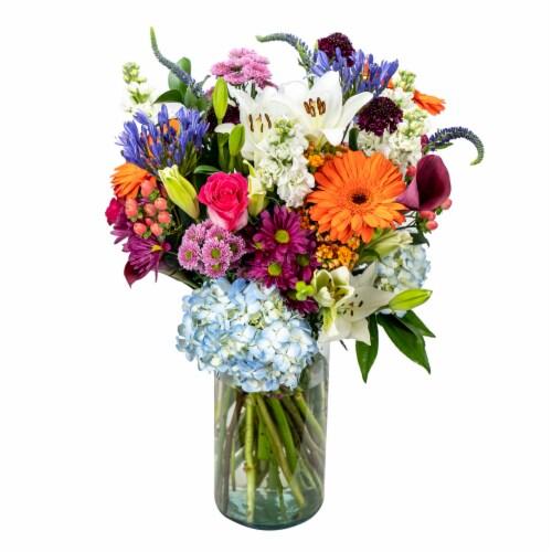 Bloom Haus XXL Floral Arrangement Perspective: front