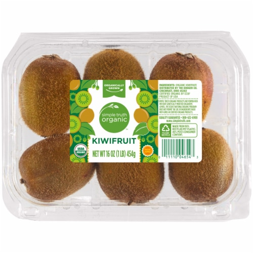 Simple Truth Organic™ Kiwifruit Perspective: front