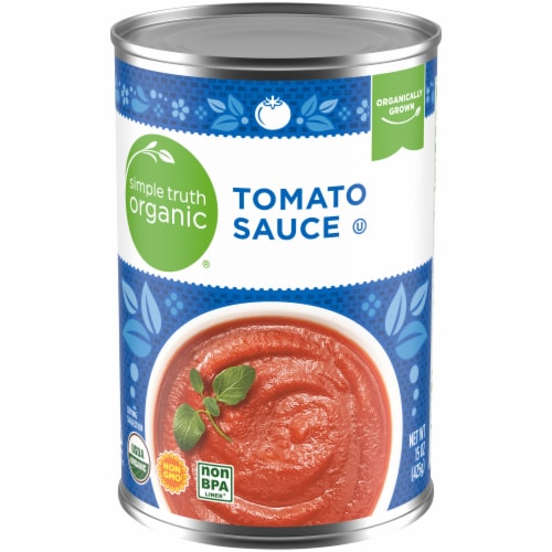 Simple Truth Organic® Tomato Sauce Perspective: front