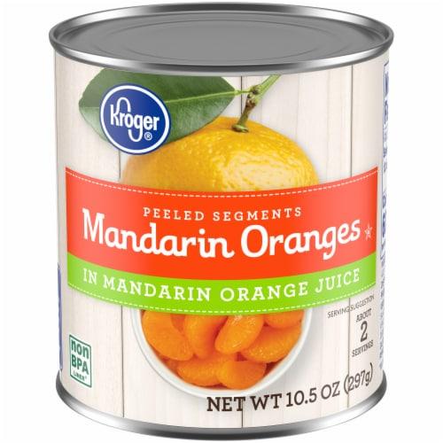 Kroger® Mandarin Oranges in Juice Perspective: front
