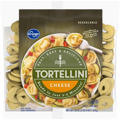 Kroger® Cheese Tortellini Perspective: front