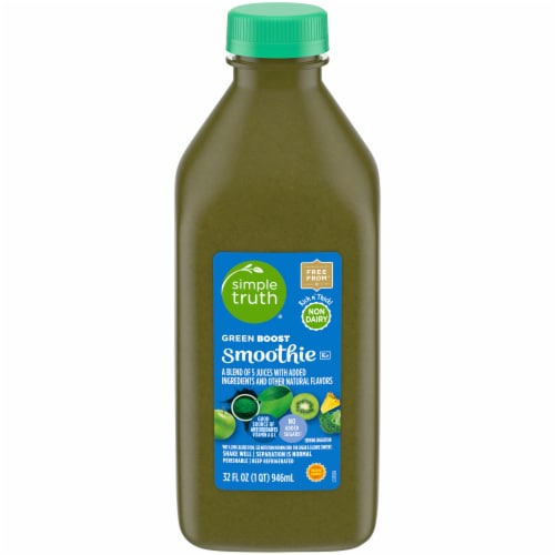 Simple Truth® Green Boost Smoothie Perspective: front