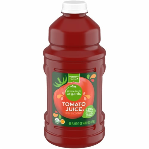 Simple Truth Organic® Tomato Juice Perspective: front
