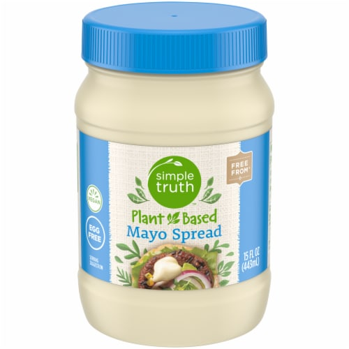 Simple Truth™ Plant Based Mayo Spread Perspective: front