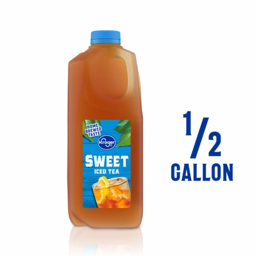Kroger® Caffeinated Sweet Iced Tea Perspective: front