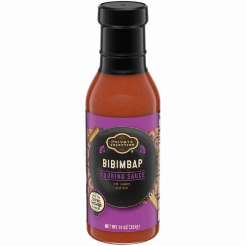 Private Selection® Bibimbap Cooking Sauce Perspective: front