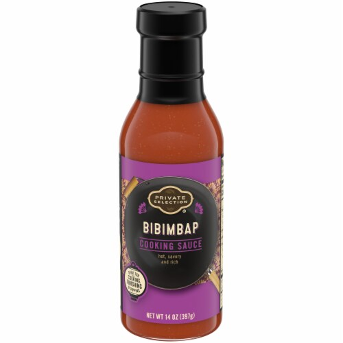 Private Selection™ Bibimbap Cooking Sauce Perspective: front