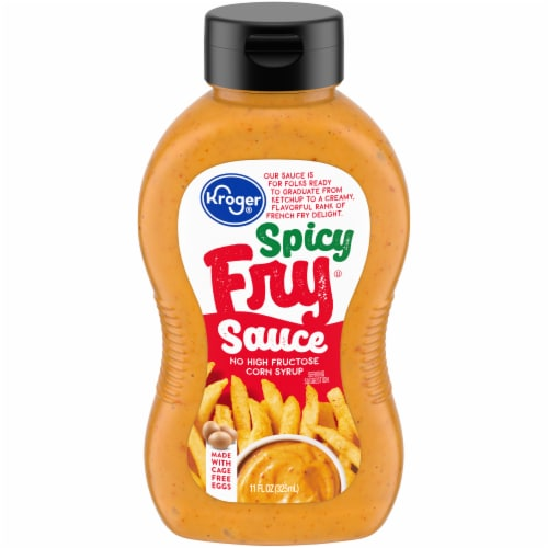 Kroger® Spicy Fry Sauce Perspective: front