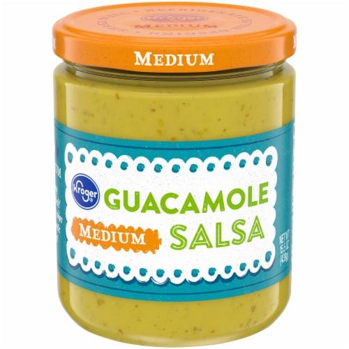 Kroger® Medium Guacamole Salsa Perspective: front
