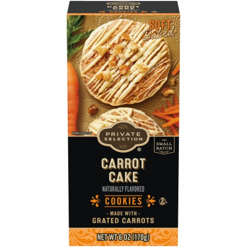 Private Selection® Carrot Cake Cookies Perspective: front