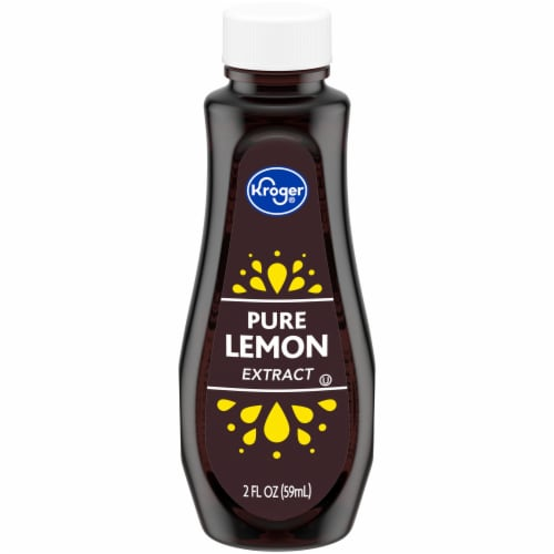 Kroger® Pure Lemon Extract Perspective: front