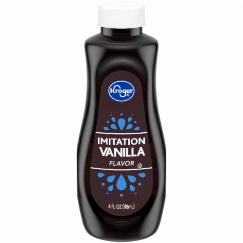 Kroger® Imitation Vanilla Flavor Perspective: front
