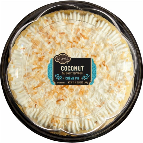 Private Selection® Coconut Creme Pie Perspective: front