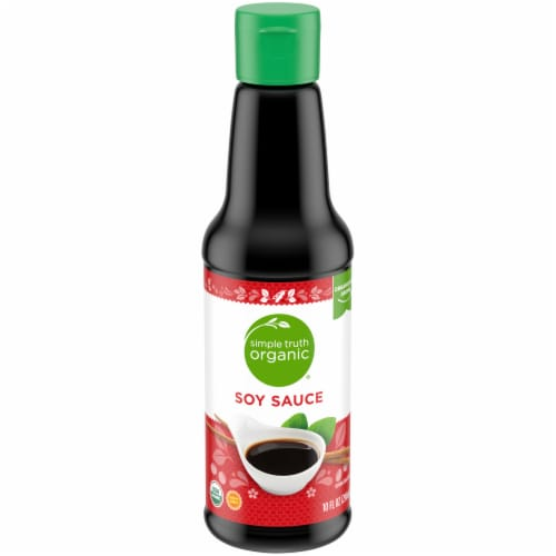 Simple Truth Organic® Soy Sauce Perspective: front