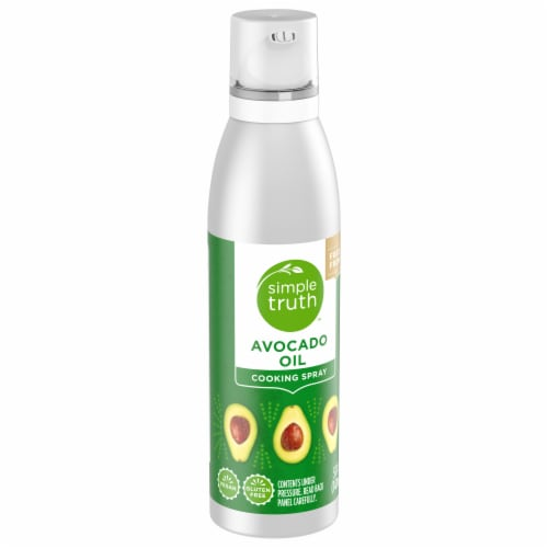 Simple Truth™ Avocado Oil Cooking Spray Perspective: front