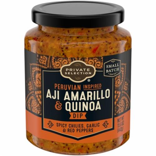 Private Selection™ Peruvian Inspired Aji Amarillo & Quinoa Dip Perspective: front