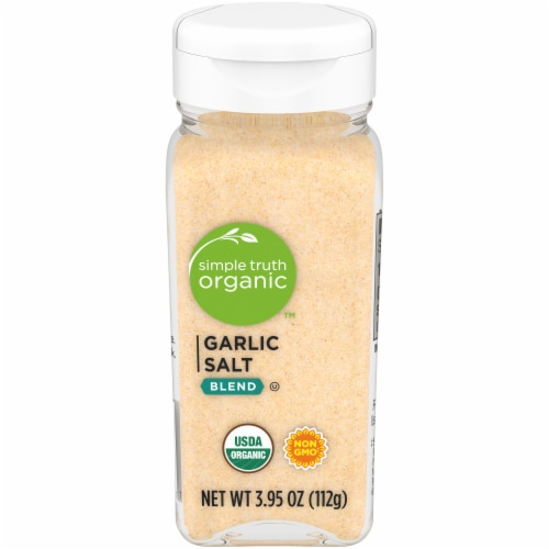 Simple Truth Organic™ Garlic Salt Perspective: front