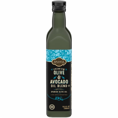 Private Selection™ Premium Olive & Avocado Oil Blend Perspective: front