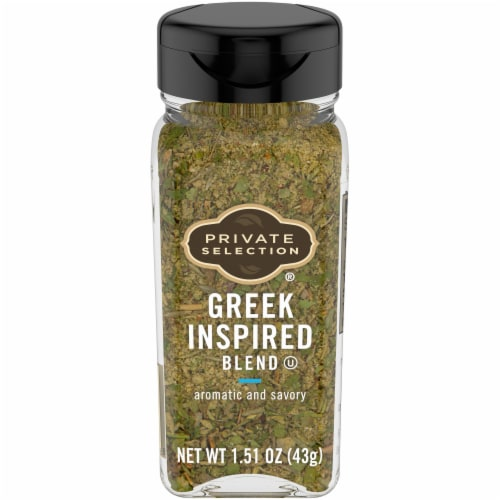Private Selection® Greek Inspired Spice Blend Perspective: front
