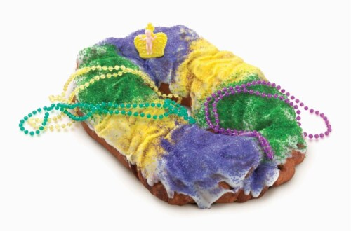 Bakery King Cake Perspective: front