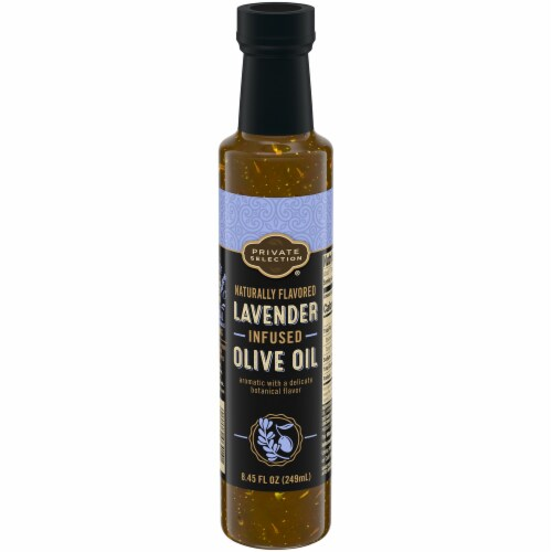 Private Selection® Lavender Infused Olive Oil Perspective: front