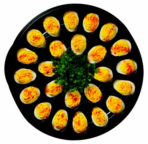 Kroger®  Deli Deviled Eggs Tray Perspective: front