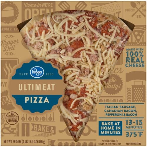 Kroger® Ultimeat Pizza Perspective: front