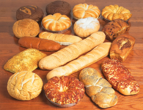 Bakery Fresh Pull-A-Part Italian Bread Perspective: front