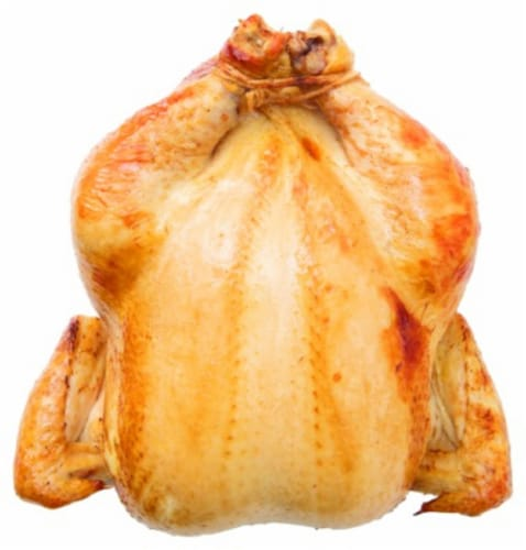 Simple Truth Cold Deli Whole Rotisserie Chicken Perspective: front