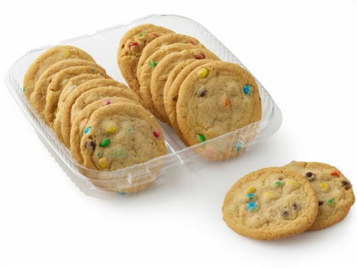 Kroger Bakery Fresh Goodness M M Cookies 16 Ct