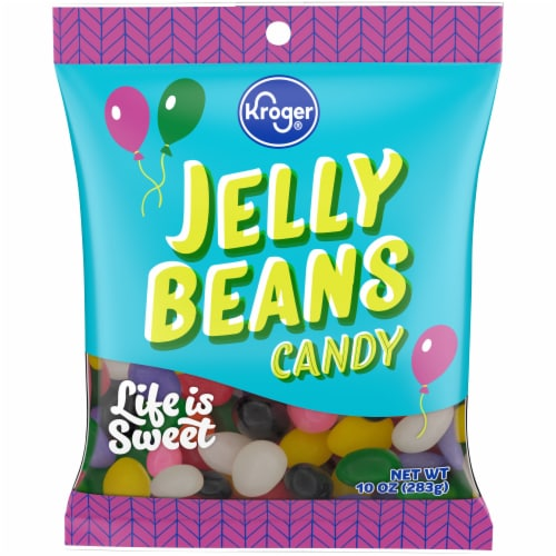 Kroger® Jelly Beans Candy Perspective: front