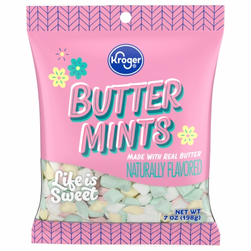 Kroger® Butter Mints Perspective: front