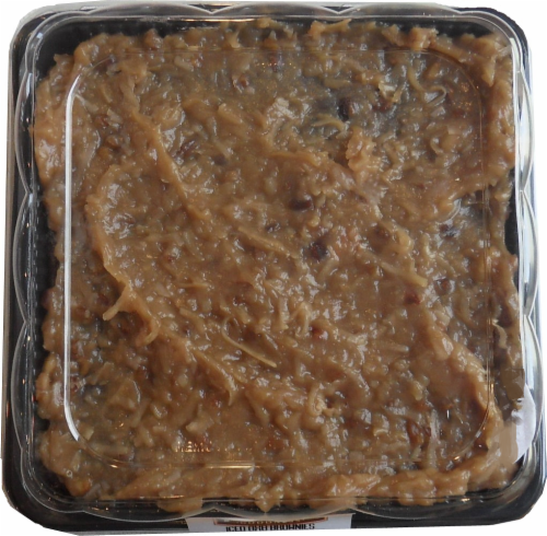 Bakery Fresh Goodness German Chocolate Iced Brownie Perspective: front