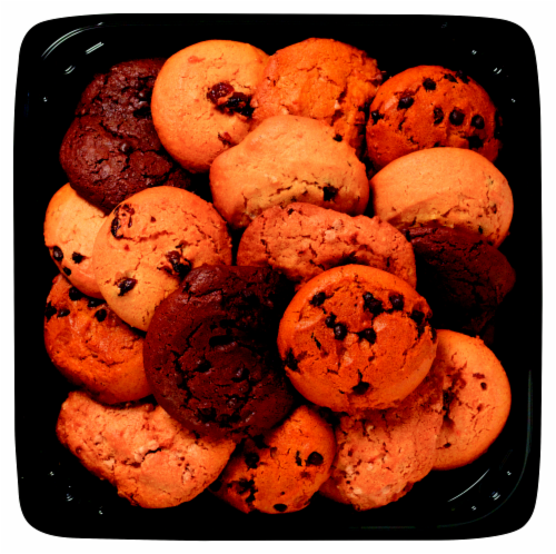 Bakery Fresh Goodness Soft Top Cookie Variety Tray Perspective: front
