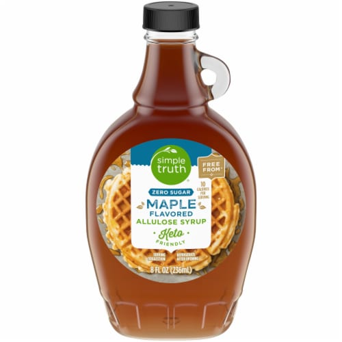 Simple Truth™ Maple Flavored Allulose Syrup Perspective: front