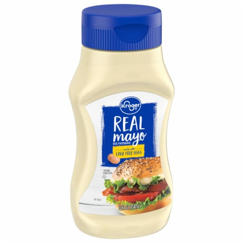 Kroger Classic Mayonnaise Squeeze Perspective: front