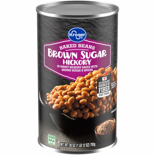 Kroger® Brown Sugar Hickory Baked Beans Perspective: front