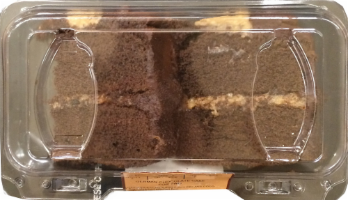 Bakery Fresh Goodness German Chocolate Cake 2 Count Perspective: front