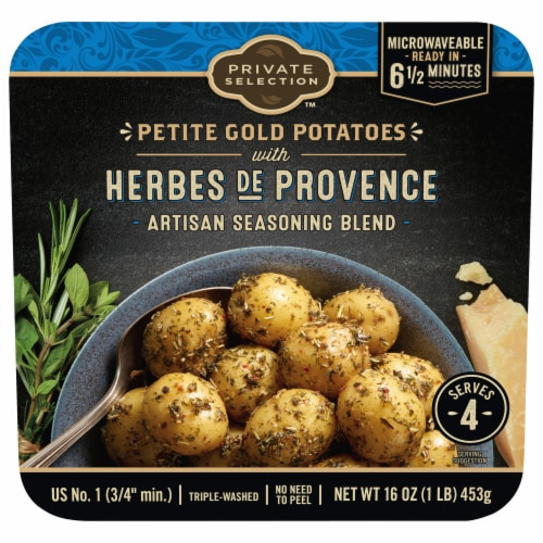 Private Selection™ Petite Potatoes With Herbes De Provence Seasoning Blend Perspective: front
