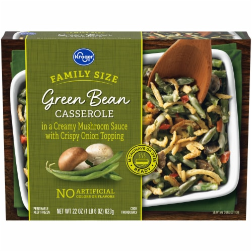 Kroger® Green Bean Casserole Family Size Perspective: front