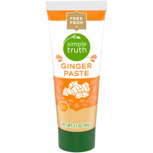 Simple Truth™ Ginger Paste Perspective: front