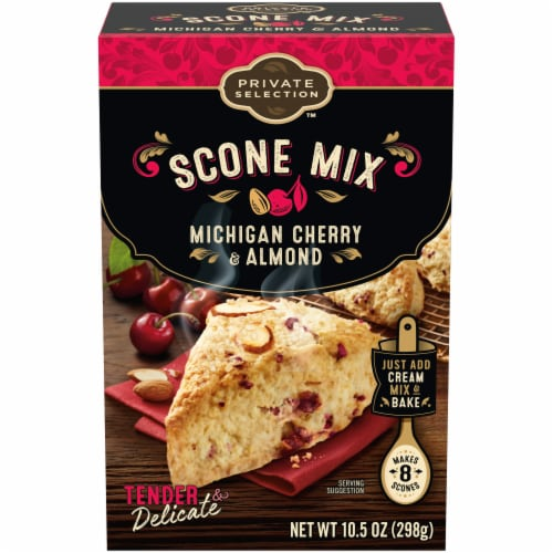 Private Selection™ Michigan Cherry & Almond Scone Mix Perspective: front