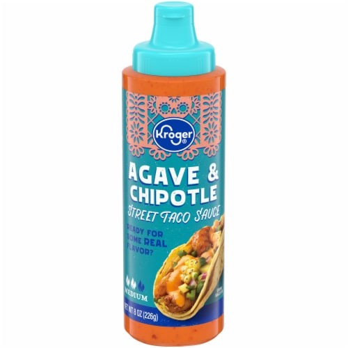 Kroger® Creamy Agave & Smoked Chipotle Taco Sauce Perspective: front
